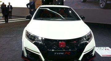 2016 Honda Civic Type R at the 2015 Geneva Motor Show