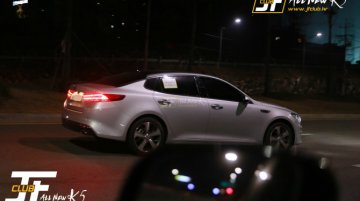 2016 Kia Optima exterior fully revealed - Spied