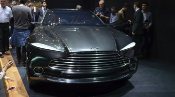 Aston Martin could launch a crossover in 2019 - Report