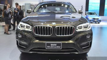 Second-gen 2015 BMW X6 to launch in India on July 23 - IAB Report
