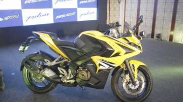 Production of Bajaj Pulsar RS200 to be doubled to 4k units/month - Report