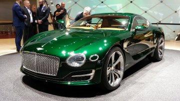 Bentley EXP 10 Speed 6 concept unveiled - [Gallery Update]