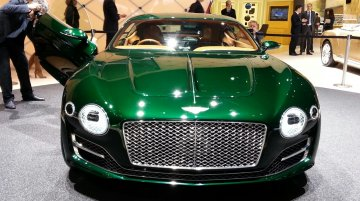 Bentley to choose between two-seater sports car or sub-Bentayga SUV - Report