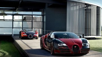 Bugatti Veyron Grand Sport Vitesse La Finale unveiled - IAB Report