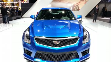 Cadillac ATS-V & CTS-V, Chevrolet Corvette Z06 - 2015 Geneva Live