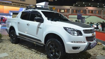 Chevrolet Colorado High Country - 2015 Bangkok Live