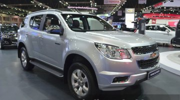 2015 Chevrolet Trailblazer (India-bound) - 2015 Bangkok Live
