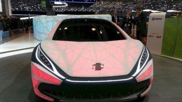 EDAG Light Cocoon concept at the 2015 Geneva Motor Show