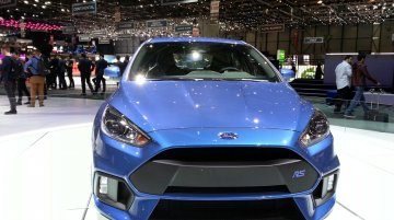 Ford Focus RS - 2015 Geneva Live