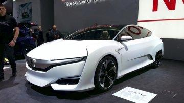 Honda FCV Concept - 2015 Geneva Live