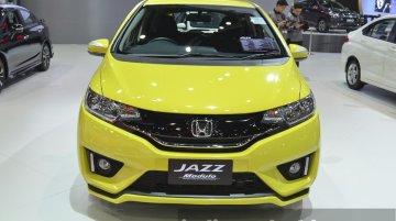India-bound Honda Jazz with Modulo accessories - 2015 Bangkok Live