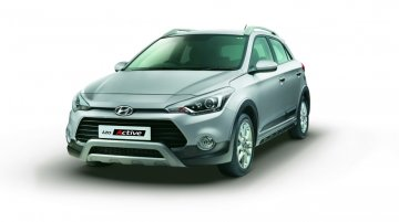 Hyundai i20 Active launches today - IAB Report [Mega Gallery]