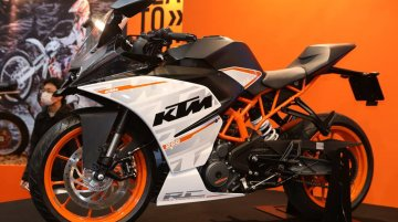 KTM 250 Duke, KTM RC250 world premiere in Japan - Report