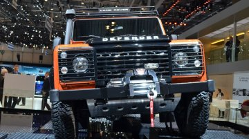 <strong>Land Rover Defender Adventure Edition - Image Gallery</strong>
