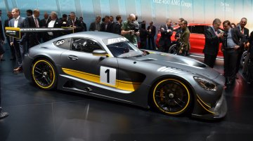 Mercedes AMG GT3 - 2015 Geneva Live