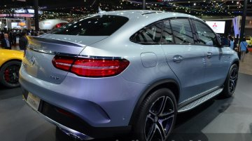 Mercedes GLE Coupe to launch in India next year - IAB Report