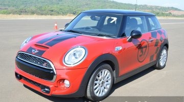 Mini Cooper S launched in India at INR 34.65 lakhs [Images Updated]