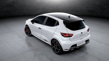 Renault Clio RS Trophy first official image pops out early - Report