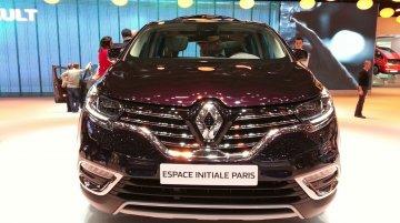 Renault Espace Initiale Paris - 2015 Geneva Live