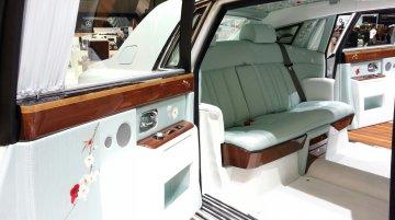 Rolls Royce Serenity - 2015 Geneva Live [Update]
