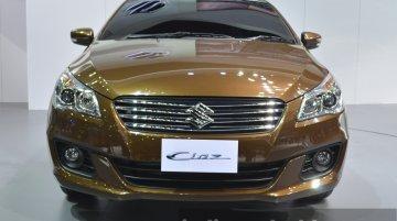 Suzuki Ciaz 1.25-liter - 2015 Bangkok Live