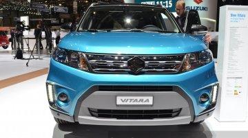 Suzuki starts production of Vitara SUV, showcased at Geneva show - IAB Report