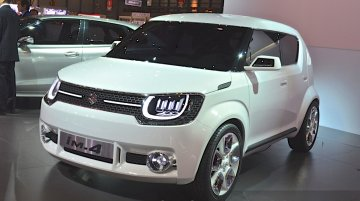 Production Suzuki iM-4 mini SUV to have a different look - Report