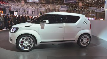 Suzuki iM-4 micro SUV under consideration for India - Report