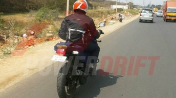 TVS Draken X21 begins testing in India - Report