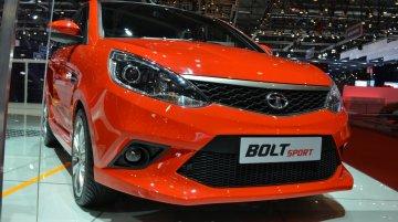 Tata Bolt Sport - 2015 Geneva Live