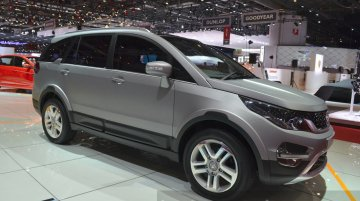 Tata Hexa to get a GM-sourced 6-speed AT, higher top-speed & efficiency - Report