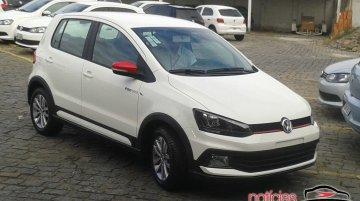 VW Fox Pepper with 1.6L petrol engine arrives at dealerships - Brazil