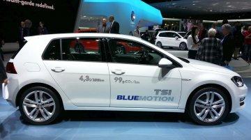 Next-gen VW Golf BlueMotion to pack a petrol mild-hybrid powertrain