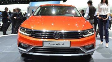 VW Passat Alltrack - 2015 Geneva Live