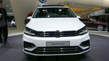 2016 VW Touran - 2015 Geneva Live