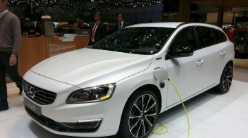 Volvo V60 D5 Twin Engine special edition announced for Geneva [Update]