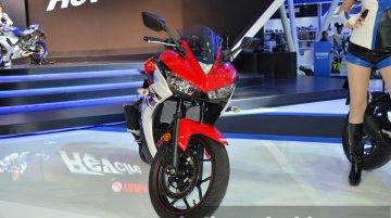 India-bound Yamaha R3 showcased at Bangkok Show - IAB Report