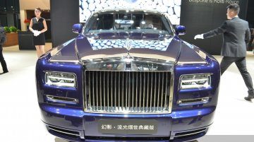 Rolls Royce Phantom Limelight Collection - Auto Shanghai Live