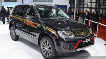 Next-gen Suzuki Grand Vitara to debut by 2021 - Report