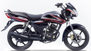 2015 TVS Phoenix with vehicle locator key launched at INR 51,990 - IAB Report