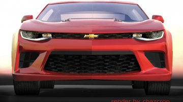 2016 Chevrolet Camaro renderings show very possible look - Report