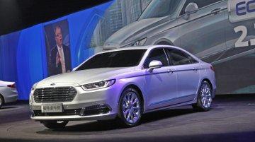 2016 Ford Taurus revealed - IAB Report [Update]