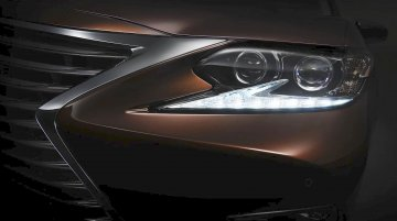 2016 Lexus ES (facelift) teased, to be unveiled in Shanghai - IAB Report