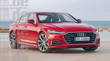 2017 Audi A6 to get up to 400 PS, semi-autonomous tech - Report
