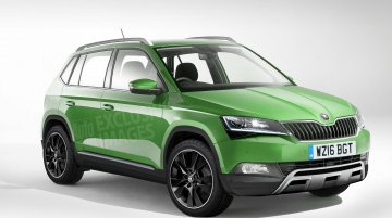 Skoda Fabia-based crossover planned - Report