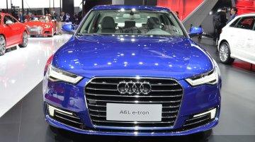 Audi A6 L e-tron - Auto Shanghai Live