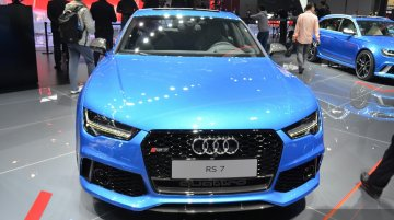 2015 Audi RS7 (facelift) to launch in India on May 11 - IAB Report