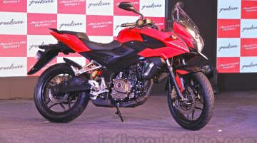 Bajaj Pulsar AS 200 launched at INR 91,550 - IAB Report [Images Updated]