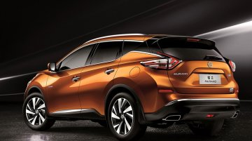 Nissan Murano for China unveiled, debuts at Auto Shanghai - Report