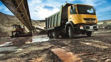 IAB Report - India-made FUSO trucks exported to Trinidad & Tobago